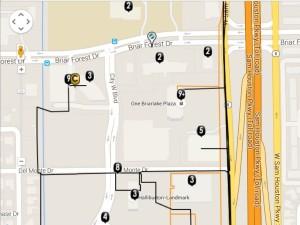 Fiber Map 1