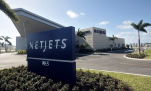 NetJets Terminal WPB